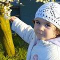 Viktoria #baby #mała #wiktoria #girls #dziecko #dzieci #family #kids #oczy #uśmiech #Wiosnakwiecień2007