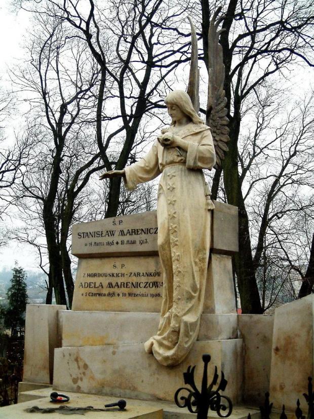 W Wilnie na Zarzeczu. Cmentarz Bernardyński. #Wilno