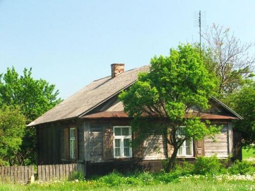 Przez Kaleń i Płonki jedziemy Kurowa #chata