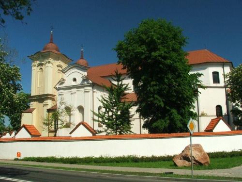 Kościół parafialny w Końskowoli #kościół #Końskowola
