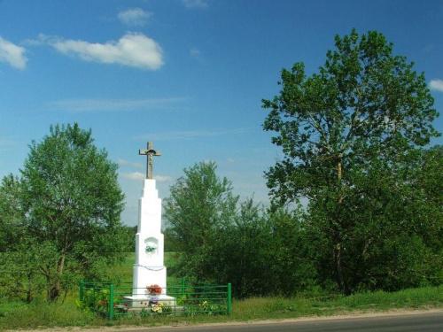 Kapliczka w Niebrzegowie #Niebrzegów #kapliczka