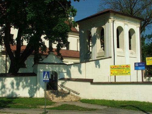 Kościół w Kurowie #Kurów #kościół