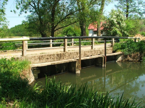 Most na Bystrej w Iłkach #Bystra #Iłki