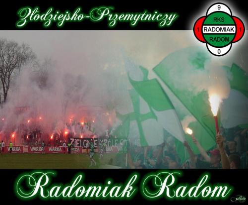 Radomiak #Radomiak #kibice #ultras