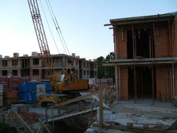 Budynek A i B 17.06.2007