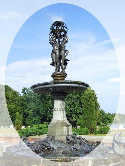 Park w Świerklańcu #Park #Świerklaniec #miro #MirosławJupowicz #foto