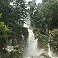 Kwuang Sy waterfall, Lao #KwuangSy #Laos