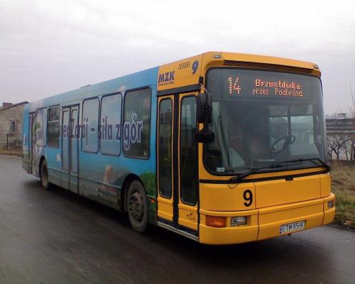 Moje nowe auto służbowe... Na pół dzielone ze zmiennikiem Mirkiem.. tylko Jelcza trochę żal.. w końcu to było całe 5 lat ;-) Dab boczny 9... #mzk #tomaszów #dab #autobus