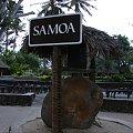 Centrum Kultury Polinezyjskiej - wioska Samoa #kultura #egzotyka #taniec #rośliny