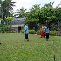 Centrum Kultury Polinezyjskiej - zabawa z turystami #kultura #egzotyka #taniec #rośliny