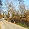 Mostek nad Łachą #Puławy