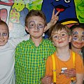 Semi na kolorowo...:))) #baby #boy #boys #chłopiec #dziecko #dzieci #family #humor #kids #króliczek #przyjaciel #śmieszne #uśmiech #wiosna #rodzina